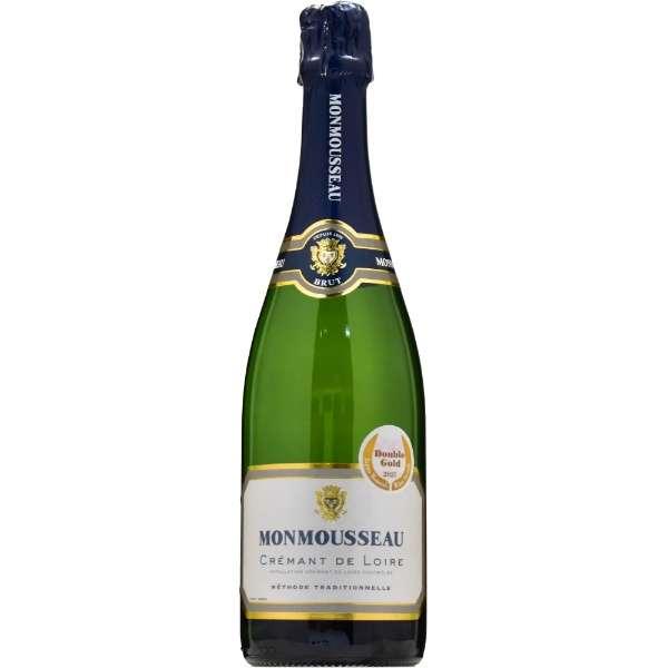 モンムソー クレマン・ド・ロワール 750ml【スパークリングワイン】