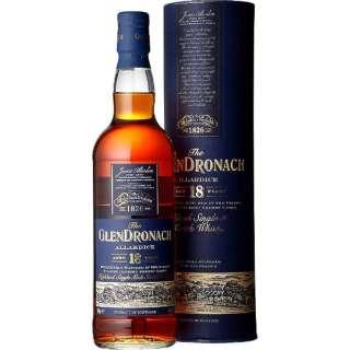 グレンドロナック 18年 700ml【ウイスキー】