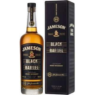 ジェムソン ブラックバレル 700ml【ウイスキー】