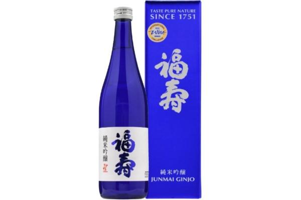 1位 神戸酒心館「福寿 純米吟醸」