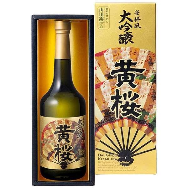 華祥風 大吟醸 720ml【日本酒・清酒】