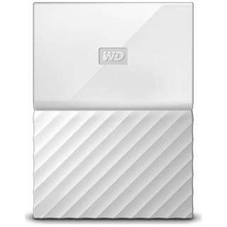 WDBYFT0020BWT-WESN 外付けHDD ホワイト [ポータブル型 /2TB]