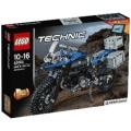 LEGO(レゴ) 42063 クラシック BMW R 1200 GS アドベンチャー
