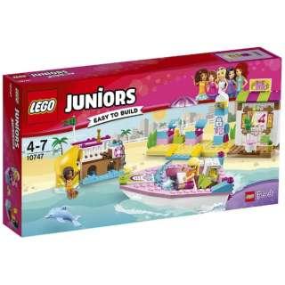 "LEGO(レゴ) 10747 ジュニア フレンズ""アンドレアとステファニーのビーチ"""