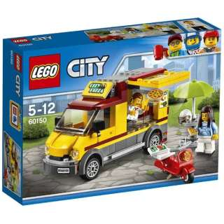LEGO(レゴ) 60150 シティ ピザショップトラック