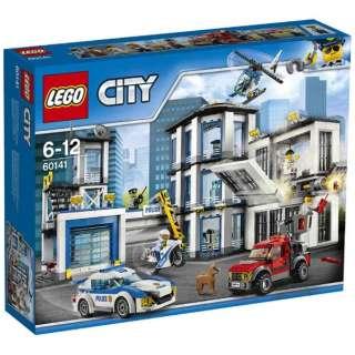LEGO(レゴ) 60141 シティ レゴシティ ポリスステーション