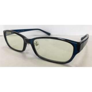 ブルーライトカット BIC PCプラス(ブルー/UV420)006P/9BL
