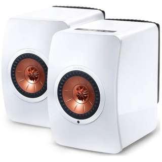 LS50WIRELESS WH WiFiスピーカー ホワイト [ハイレゾ対応 /Bluetooth対応 /Wi-Fi対応]