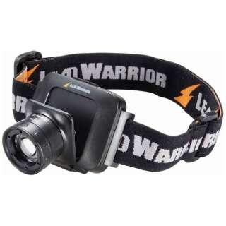 LED-YH10Z-K ヘッドライト ブラック [LED /単4乾電池×3]