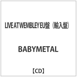 BABYMETAL/LIVE AT WEMBLEY EU盤(輸入盤) 【CD】