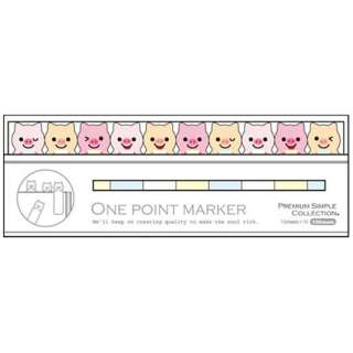 ONE POINT MARKER