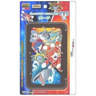 妖怪ウォッチ 2016 劇場版 newニンテンドー 3DS LL 専用 ポーチ 2D Ver.【New3DS LL】