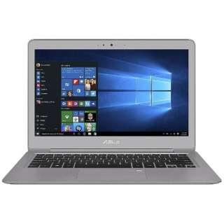 UX330UA-7200S ノートパソコン ZenBook グレー [13.3型 /intel Core i5 /SSD:256GB /メモリ:8GB /2016年12月モデル]