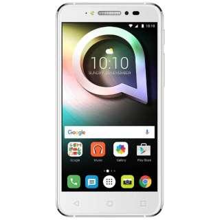 SHINE LITE ホワイト 「5080F-2DALJP7」 Android 6.0・5.0型ワイド・メモリ/ストレージ:2GB/16GB nanoSIMx1 SIMフリースマートフォン