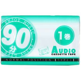 VD110 カセットテープ [1本 /90分 /ノーマルポジション]