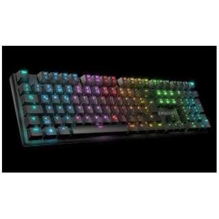 ROC-12-251-BE ゲーミングキーボード SUORA FX [USB /有線]