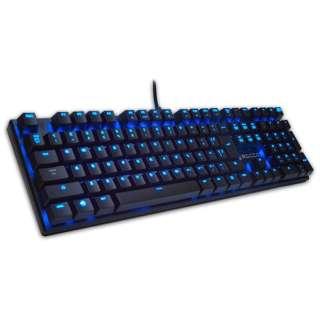 ROC-12-216-BE-AS ゲーミングキーボード Suora [USB /有線]