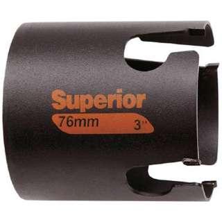 バーコ スペリオアホールソー 30mm 3833-30-C 《※画像はイメージです。実際の商品とは異なります》