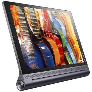 【LTE対応】YOGA Tab 3 Pro 10 LTE プーマブラック [ZA0N0030JP] 10.1型・インテル Atom・フラッシュメモリ 64GB・メモリ 4GB  microSIMx1 2016年12月モデル Android 6.0 SIMフリータブレット ZA0N003JP プーマブラック [10.1型ワイド /ストレージ:64GB /SIMフリーモデル]
