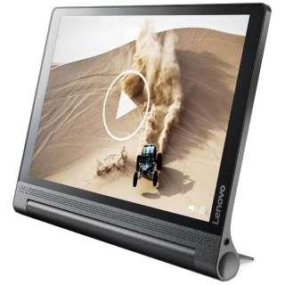 ZA1N0037JP Androidタブレット YOGA Tab 3 Plus プーマブラック [10.1型ワイド /ストレージ:32GB /Wi-Fiモデル]