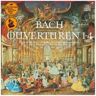 ニコラウス・アーノンクール(cond)/J.S.バッハ:管弦楽組曲 全曲(1966年録音) 【CD】