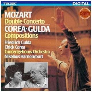 ニコラウス・アーノンクール(cond)/モーツァルト:2台のピアノのための協奏曲、他 【CD】