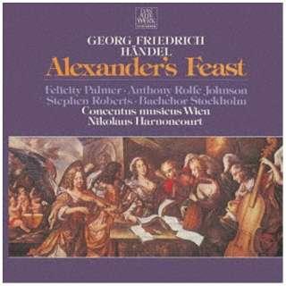 ニコラウス・アーノンクール(cond)/ヘンデル:オラトリオ「アレクサンダーの饗宴」 【CD】