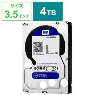 WD40EZRZ-RT2 内蔵HDD [3.5インチ /4TB] 【バルク品】
