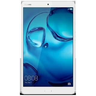 BTV-DL09 Androidタブレット MediaPad M3 8.0 シルバー [8.4型 /ストレージ:32GB /Wi-Fiモデル]