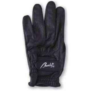 グラウンドゴルフ用 グローブ 羊皮手袋(SMサイズ/ブラック)PH8041