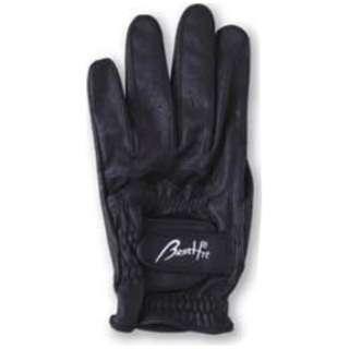 グラウンドゴルフ用 グローブ 羊皮手袋(MLサイズ/ブラック)PH8041