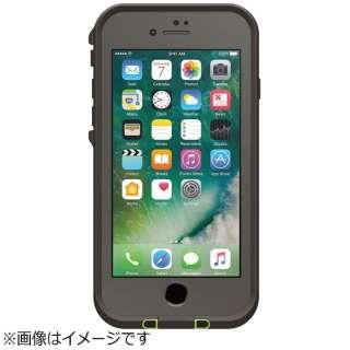 iPhone 7 Plus用 fre case グレー LIFEPROOF