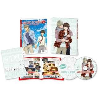 SUPER LOVERS 2 第5巻 限定版 【ブルーレイ ソフト】
