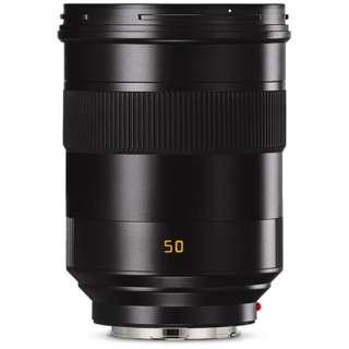 カメラレンズ SL F1.4/50mm?ASPH. SUMMILUX(ズミルックス) ブラック 11180 [ライカL /単焦点レンズ]