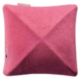 家庭用電気マッサージ器 ルルド マッサージクッションSS AX-HCL108pk ピンク