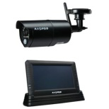 【屋外用】モニター&ワイヤレスHDカメラセット WHC7M