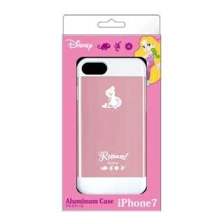 iPhone 7用 アルミケース ディズニーキャラクター ラプンツェル AC7DISNEY09