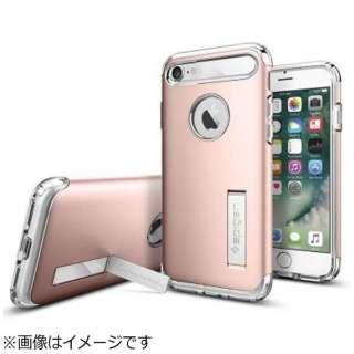 iPhone 7用 Slim Armor ローズゴールド 042CS20303