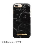 iPhone 7 Plus用 A/W 16-17 ブラックマーブル IDFCA16-I7P-21