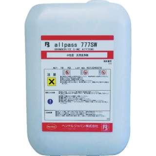 BONDERITE 油・グリス・ワックス用洗浄剤 18KG C-NE A777SW