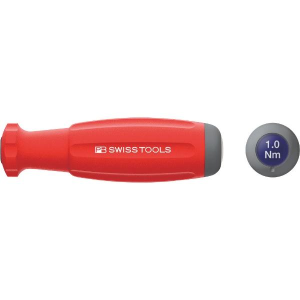PBスイスツールズ 8314A 1.0 メカトルク(トルクドライバー) プリセ 8314A-1.0
