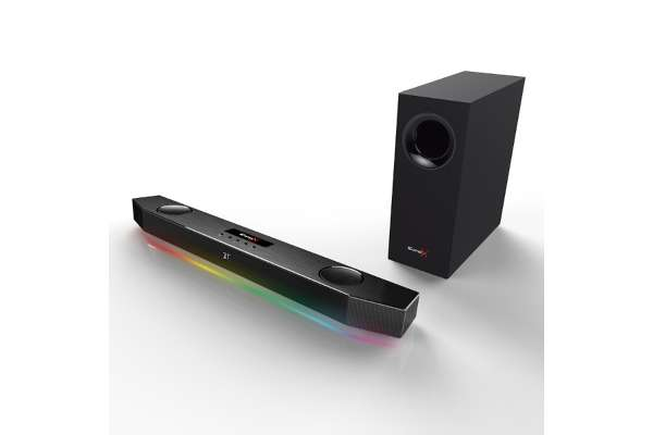 クリエイティブメディア「Sound BlasterX Katana」SBX-KTN