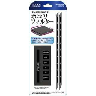 PS4用ホコリフィルター[PS4(CUH-2000/CUH-2100)]
