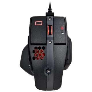 MO-LMA-WDLOBK-01 マウス LEVEL 10 M ADVANCED RGB ブラック [レーザー /10ボタン /USB /有線]