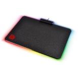 MP-DCM-RGBHMS-01 ゲーミングマウスパッド DRACONEM RGB ブラック