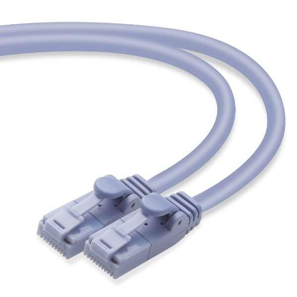 LD-C6T/BU20 LANケーブル ブルー [2m /カテゴリー6 /スタンダード]