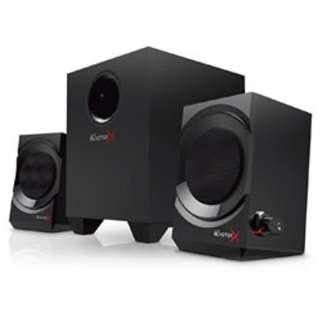 SBX-KTS-S3 ゲーミングスピーカーシステム アナログ接続モデル Sound BlasterX Kratos S3 [AC電源 /2.1ch]