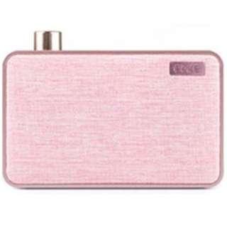 EM9024 ブルートゥース スピーカー CANVAS ピンク [Bluetooth対応]