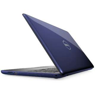 NI55T-6WHBN ノートパソコン Inspiron 15 5000 5567 ネイビー [15.6型 /intel Core i5 /HDD:1TB /メモリ:8GB /2016年秋冬モデル]
