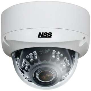 【屋外用】監視カメラ「AHD防水暗視バリフォーカルドームカメラ」 NSC-AHD933